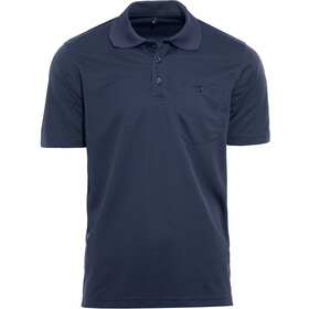 axant Alps Poloshirt Agion Active Heren, dark blue